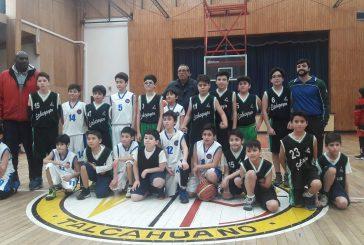 """Campeonato de basquetbol """"Club Deportivo Julio Vergara"""""""