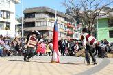 Muestra Folclórica en la Plaza de Armas de Talcahuano 2018 🇨🇱