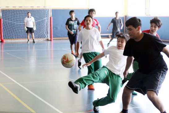 Campeonato de Fútbol 107 años – Enseñanza Media ⚽