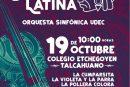 Somos de América Latina – Orquesta Sinfónica Udec 🎻