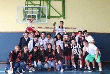 Copa aniversario interescolar 107 años Colegio Etchegoyen