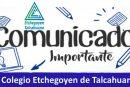 COMUNICADO COEMTAL