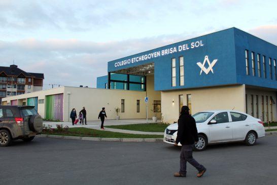 Bienvenida Estudiantes Colegio Etchegoyen Sede Brisa del Sol