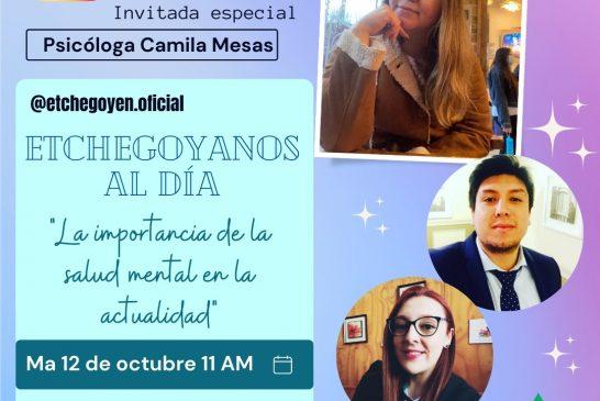 ETCHEGOYANOS AL DÍA (Live)