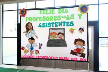 Celebración Día del Profesor y del Asistente de la Educación 2021